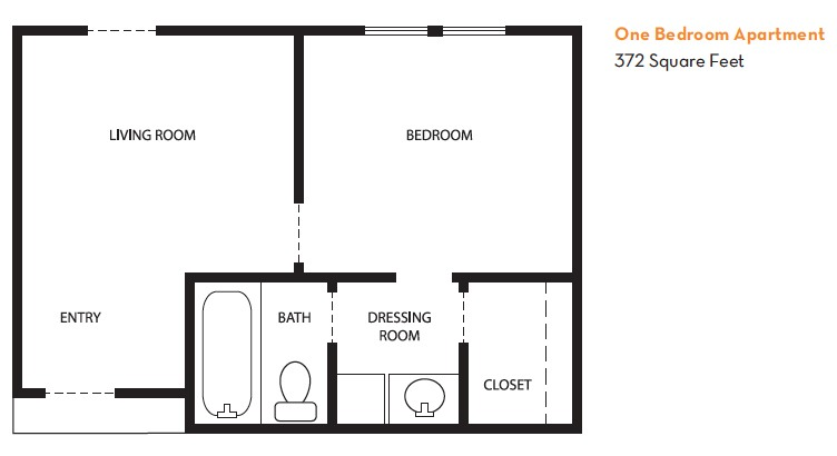 Alphonese House One Bedroom